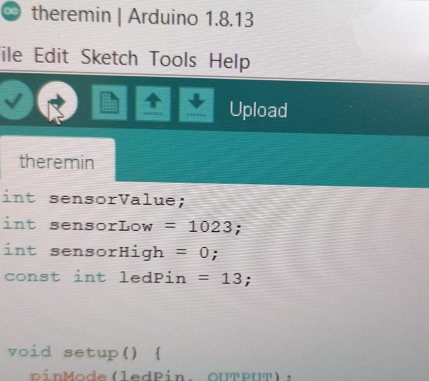 theremin software