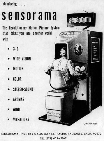 Sensorama Simulator