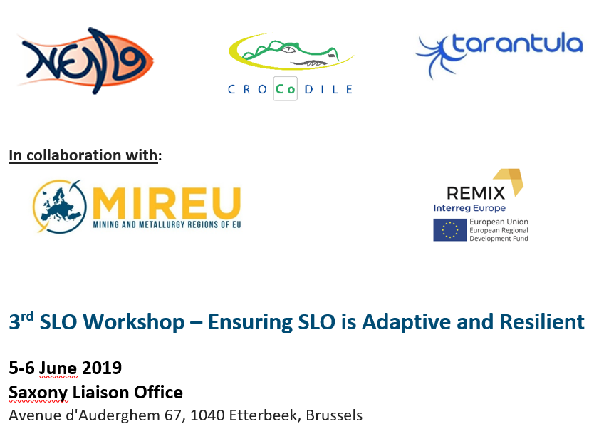 Organisers SLO workshop June 6, 2019