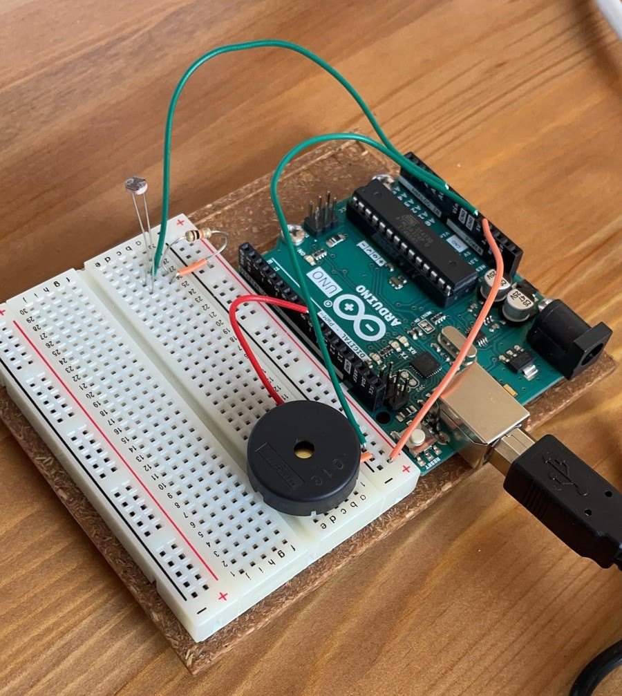 theremin hardware
